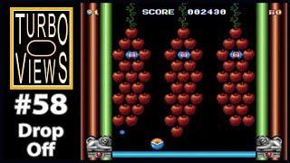 """Drop off"" - Turbo Views #58 (TurboGrafx-16 / Duo game REVIEW!)"