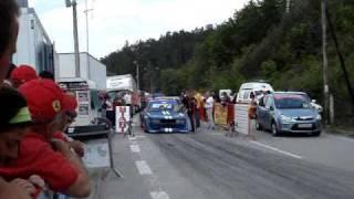 Škoda 130 Maxi - start
