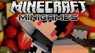 Minecraft Indonesia - Minigames (4) : BUAH BUAHAN SEGAR!