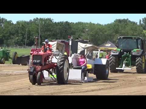Concordia MO Brush Pullers of Missouri Highlights 2017