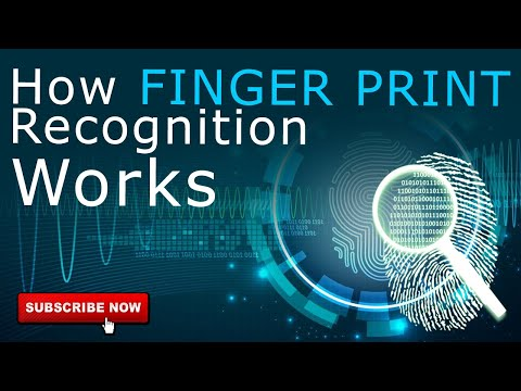 How Fingerprint Recognition Works ? || Biometric Devices || Star Link