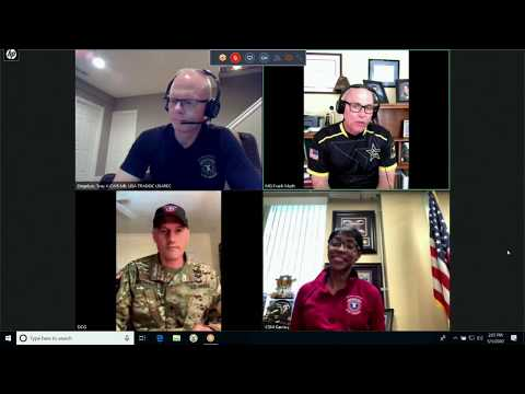 U.S. Army Recruiting Command Virtual Town Hall