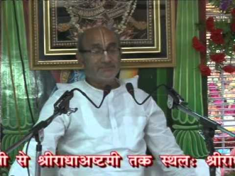 GOPI GEET LECTURES BY DR MANMOHAN GOSWAMI, DAY 5 PART 1