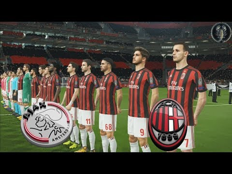"Ajax vs Milan | ""Final"" UEFA Europa League 