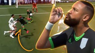 FIFA 21 - OLHA O QUE O NEYMAR FEZ!