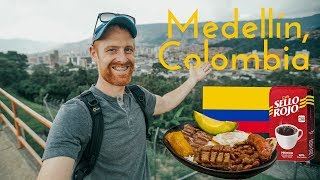MEDELLÍN, COLOMBIA | 24 HOURS + WHAT TO DO?