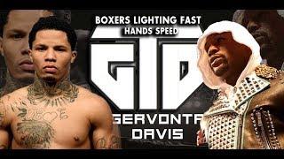 BOXERS LIGHTING FAST HANDS SPEED Ep.1 Gervonta Davis Highlights