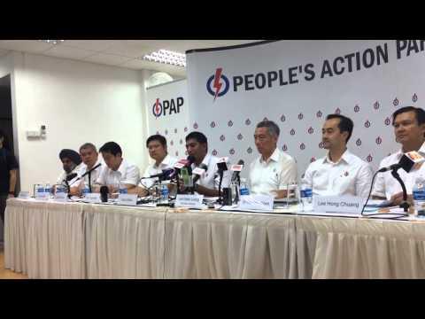 pap meet the people session ang mo kio