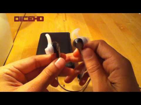 Bose MIE2i Mobile Headset Review - Commentary By Elliott (DiiceHD)