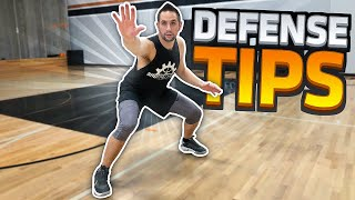 3 Reasons Why You Get Beat on Defense | Basketball Defense Techniques