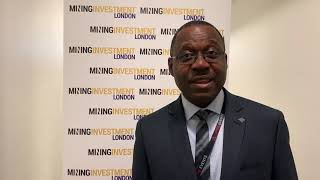 Interview with Dr Dieudonné-Louis Tambwe, Deputy Technical Director, Ministry of Mines, DRC