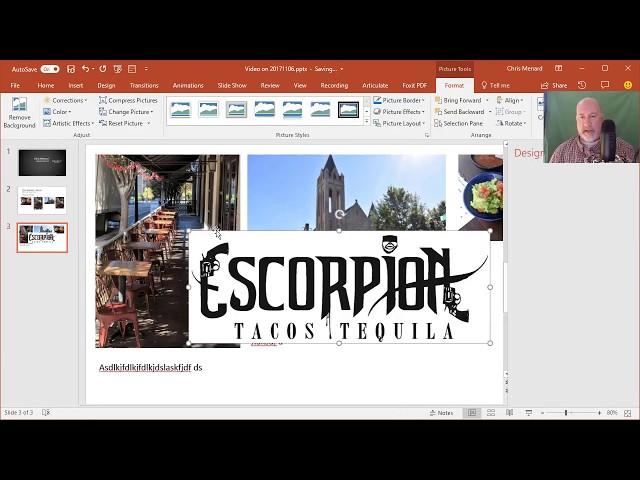 Morph in PowerPoint - Office 365 by Chris Menard