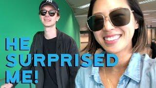 My Boyfriend Surprised Me, Europe Vlog Part 2 - Vlog#61 | Aimee Song