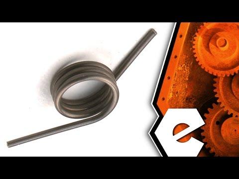 Trimmer Repair - Replacing The Trigger Return Spring (Echo Part # V45000212)