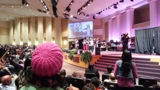 VaShawn Mitchell-Singing I