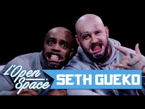 L'OPEN SPACE #8 – SETH GUEKO