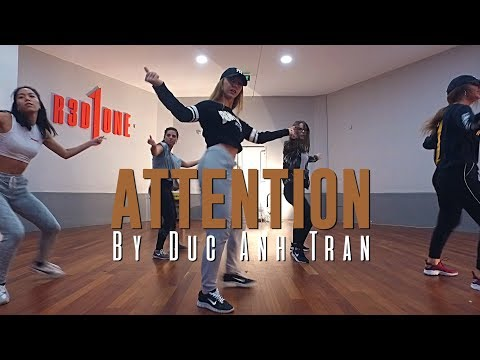 "Charlie Puth ""ATTENTION"" 