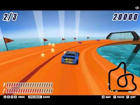 Hot Wheels Video Juego Pistas De Carrera Xd Youtube