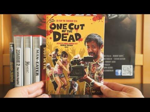 ONE CUT OF THE DEAD (DT Blu-ray Mediabook) / Zockis Sammelsurium Nr. 1666