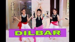 DILBAR  | DANCE VIDEO | Satyameva Jayate | John Abraham | Neha Kakkar | dilbar dance choreography