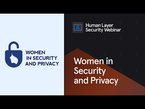 Tessian Webinar | Women In Security And Privacy (WISP) NYC