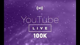 Zapowiedź Live z okazji 100 tyś Subskrypcji !