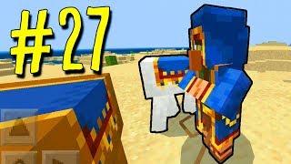 МАЙНКРАФТ ВЫЖИВАНИЕ НА ТЕЛЕФОНЕ НА ОСТРОВЕ #27 НОВЫЕ ДЕРЕВНИ В 1.11.0.5 PE Minecraft Pocket Edition