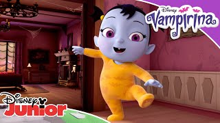 👶 Giant Baby Spell  Vampirina  Disney Junior UK