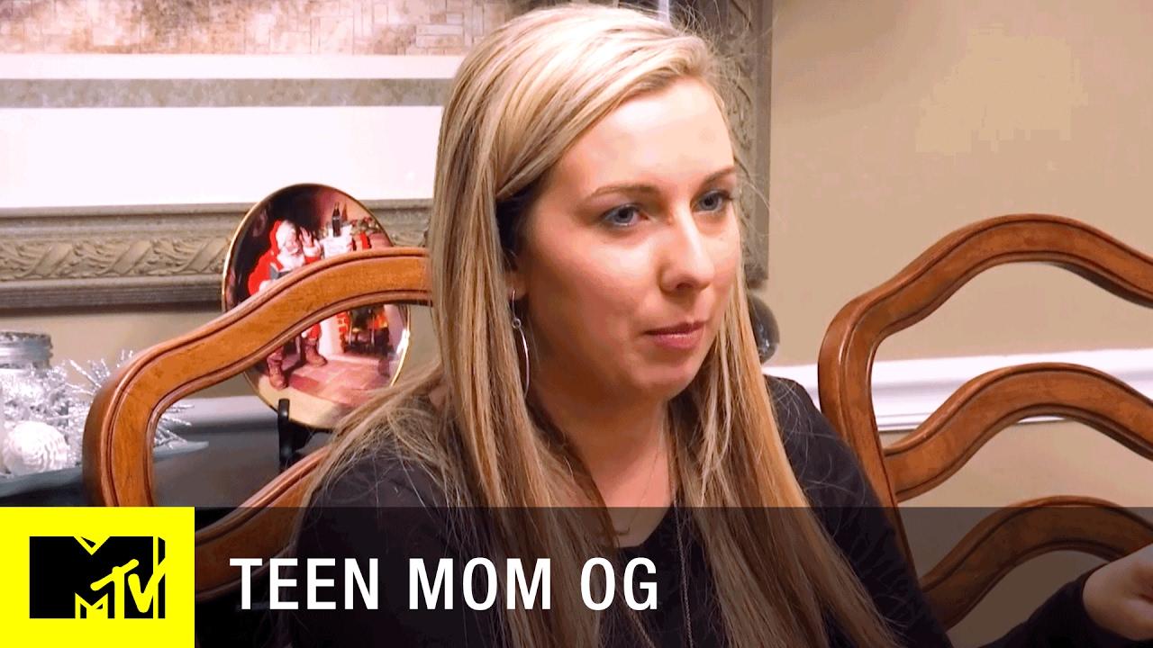An Edwards Family Dinner Official Sneak Peek  Teen Mom -9978