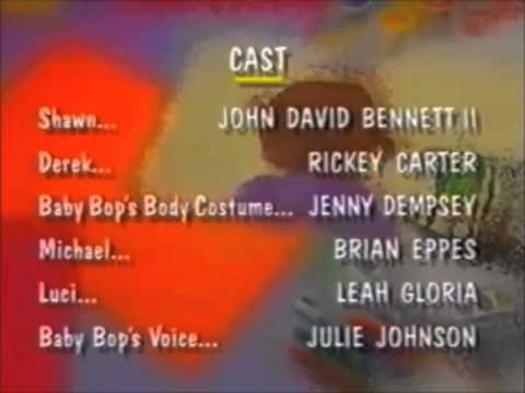 Barney & Friends Season 1 Short Credits