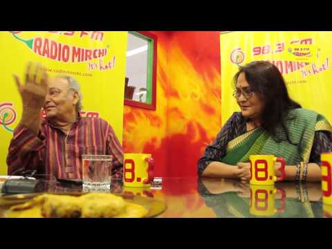Soumitra Chattopadhyay & Swatilekha Sengupta on Belasheshe