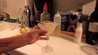 Asmr Mixology Episode 22: Lemon Drop Cocktail