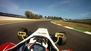 Mugello Formula 3 Onboard Michael Lewis 2011