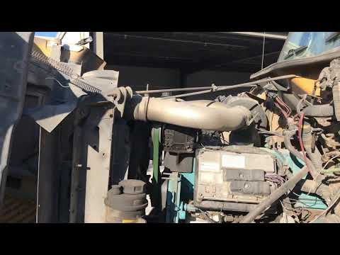2002 International 4900 Cab & Chassis, 268731 miles