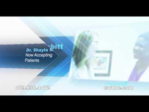 CWHBC Welcomes Dr. Shayla Nesbitt