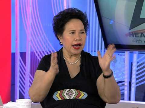 Miriam: Duterte most dangerous presidential candidate