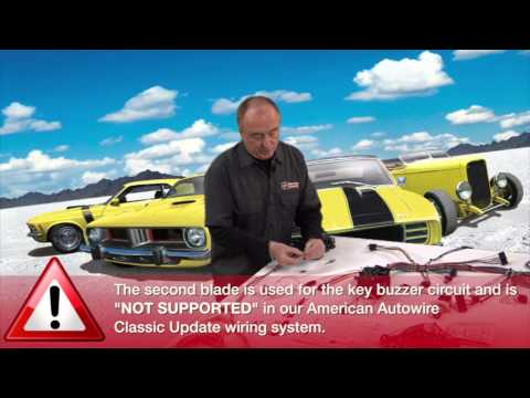 American Autowire S 1968 Camaro Oem Wiring Harness On Two Guys Garage Youtube