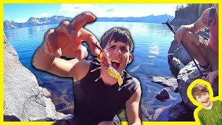 Crawfish Catch and Cook Flashback Adventure