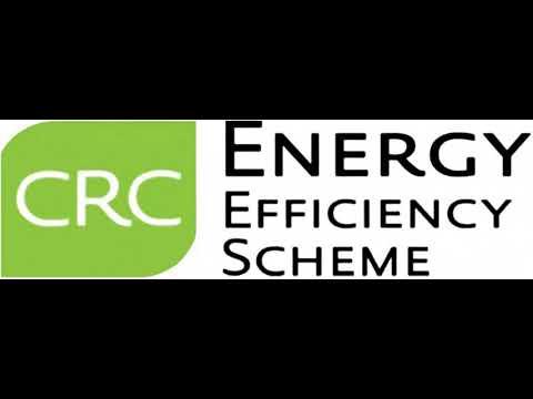 The crc energy efficiency scheme order 2013.