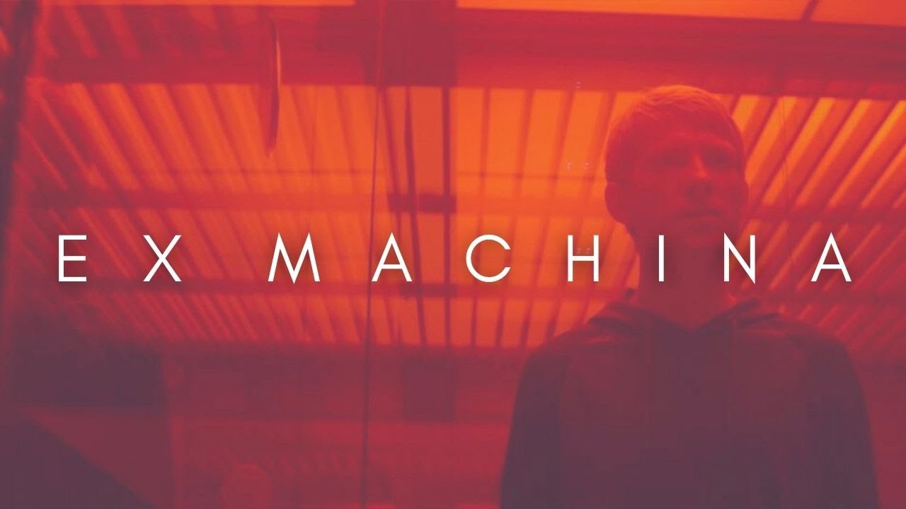 Ex Machina Blu-ray Review