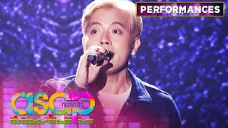 "Jason Dy turns on 'senti mode' with ""I Need You Back"" rendition 
