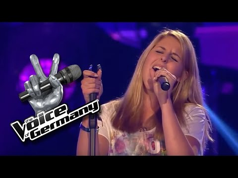 Who Knew - P!nk | Angelina Herrmann Cover | The Voice of Germany 2015 | Audition