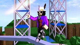 Jugando Elimination Tower en ROBLOX (Hazte MIEMBRO y JUEGA CONMIGO)