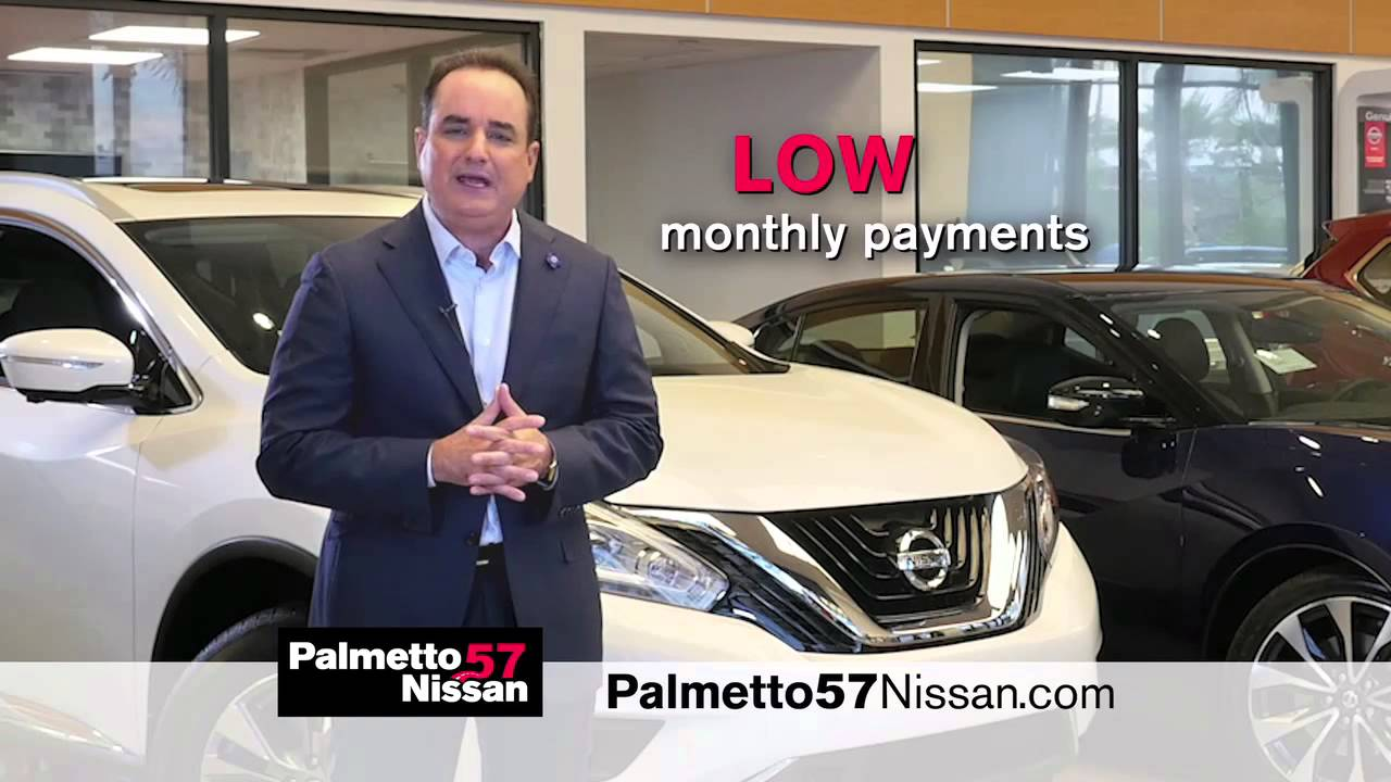 Palmetto57 Nissan UPgrade Program (English) - YouTube