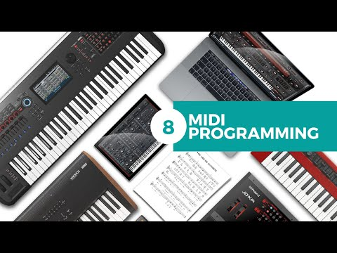 8) Managing Any MIDI Device - Camelot Pro Tutorial