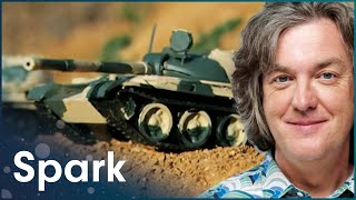 James May Uses A Tank To Get Kids Into Airfix | James May