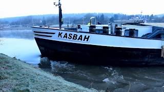 Schiffshavarie in Lengfurt