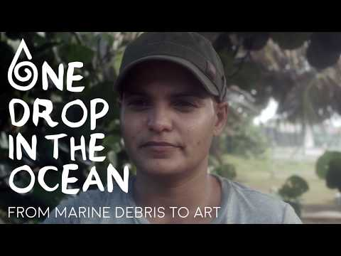 One drop in the Ocean - St.Vincent and the Grenadines