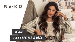 Kae Sutherland Discusses her Style | NA-KD