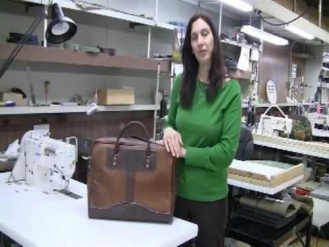 Bison Leather Travelers Portfolio - Duluth Pack
